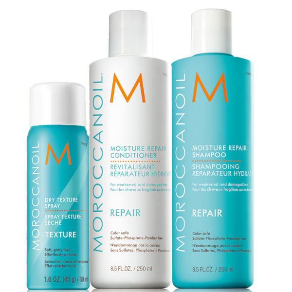 Moroccanoil Love is in The Hair Repair Gift Pack (Worth £41.65)