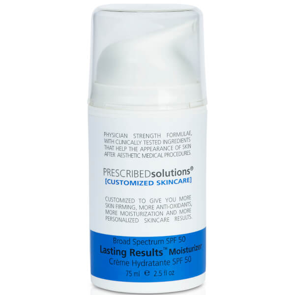 PRESCRIBEDsolutions Lasting Results Moisturizer with SPF 50