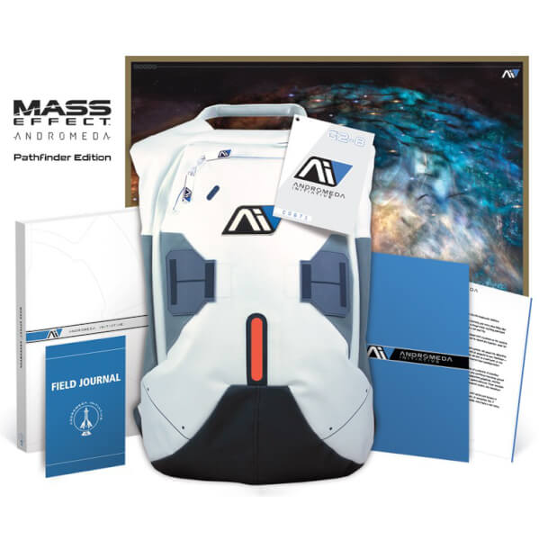 Mass Effect: Andromeda Pathfinder Édition Game Guide