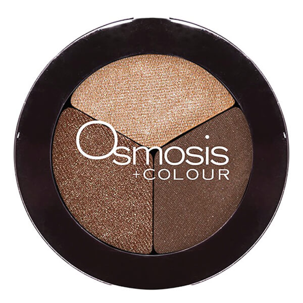 Osmosis Color Eye Shadow Trio - Bronzed Cocoa