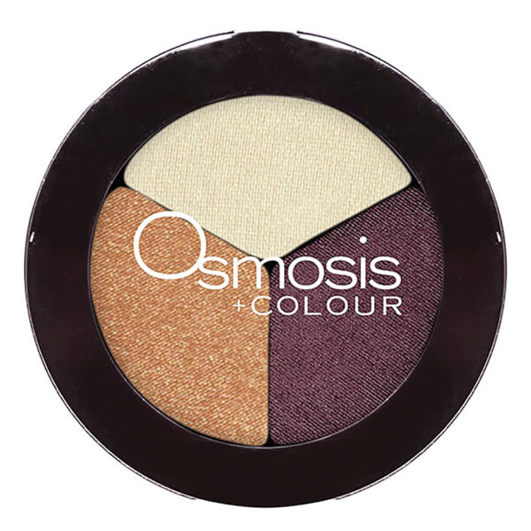 Osmosis Color Eye Shadow Trio - Sugar Plum