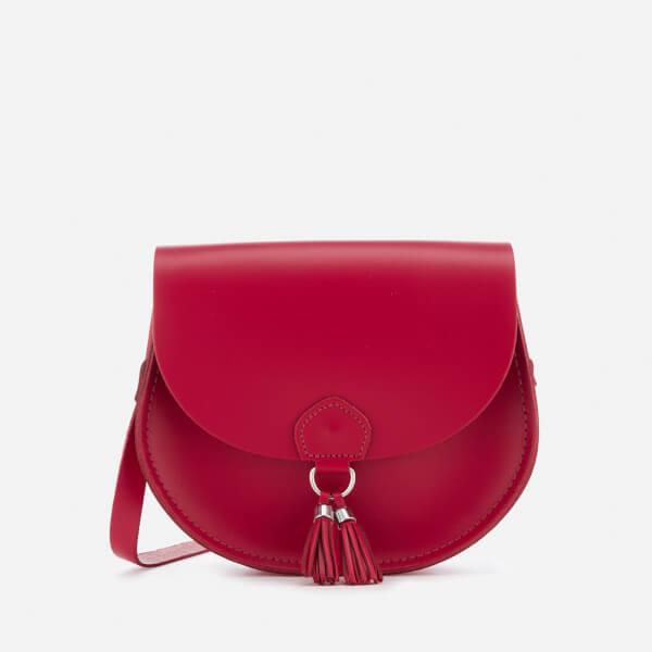 The Cambridge Satchel Company Women's Tassel Bag - Crimson