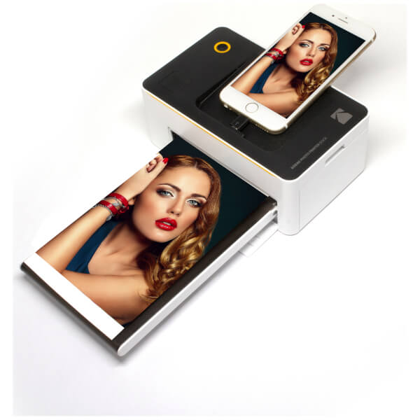 Kodak Wi-Fi Photo Printer Dock for Android and iPhone