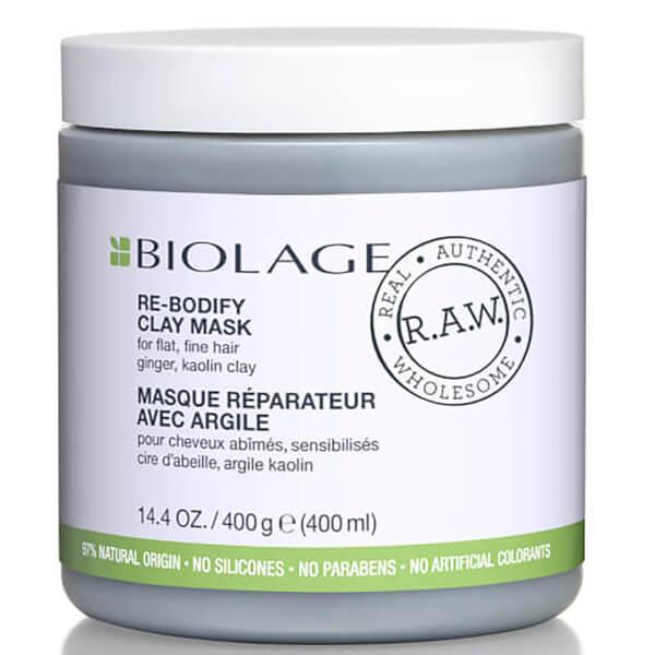 Biolage R.A.W. Re-Bodify Mask 400ml