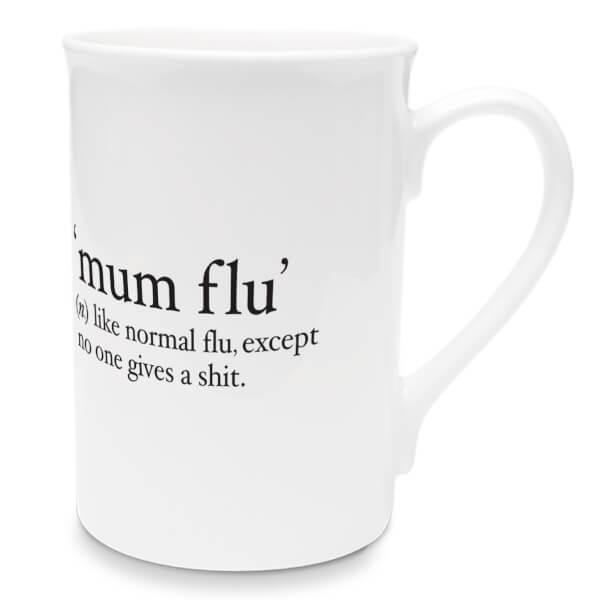 Tasse Mum Flu