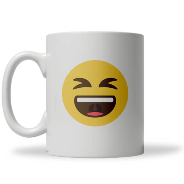 Laugh Out Loud Emoji Mug
