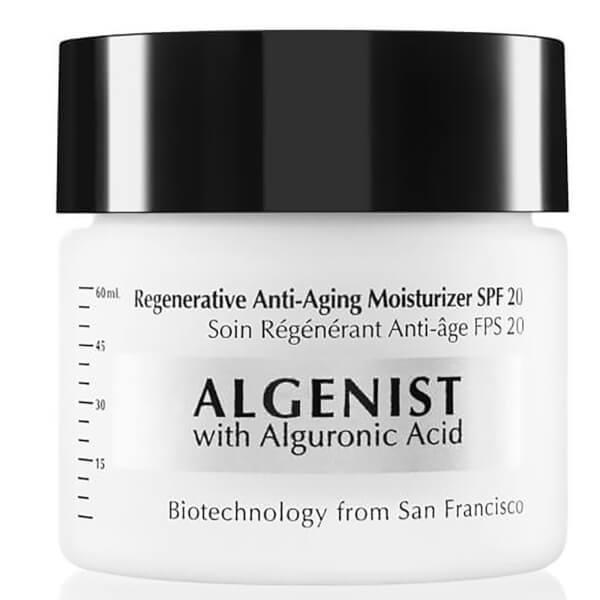 ALGENIST Regenerative Anti-Ageing Moisturiser SPF20 60ml