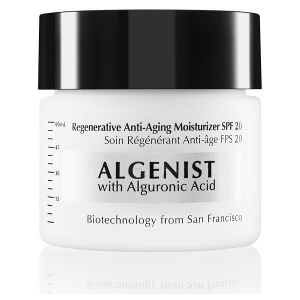 ALGENIST Regenerative Anti-Ageing Moisturiser SPF20 60ml