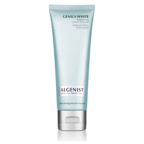 ALGENIST Genius White Brightening Gentle Cleanser 120ml