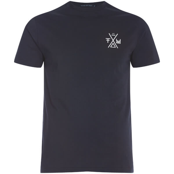 Friend or Faux Men's Palasade T-Shirt - Navy