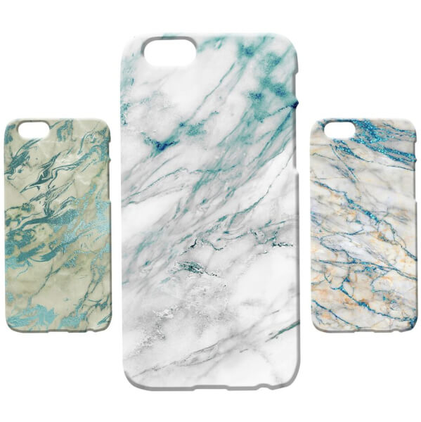 Coque Marbrée iPhone and Android -Marbre Vert