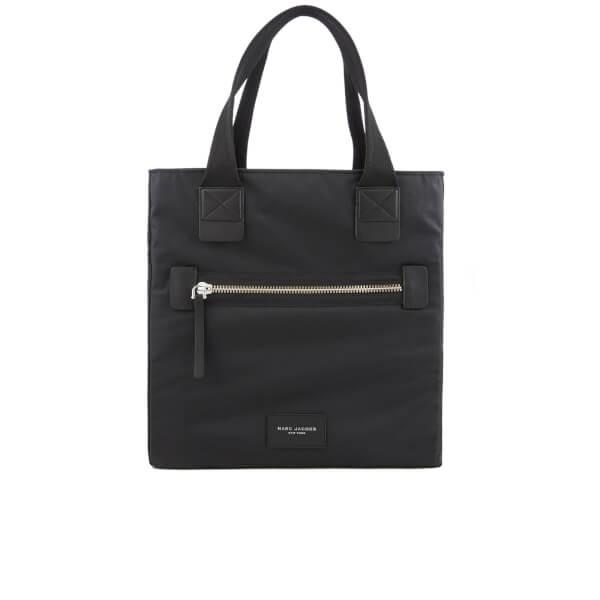Marc Jacobs Women's Nylon North South Tote Bag - Black