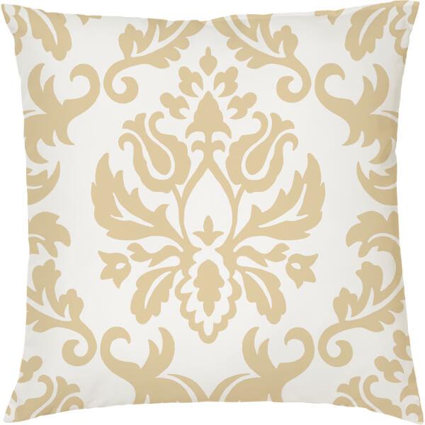 Royal Cushion - White (45 x 45cm)