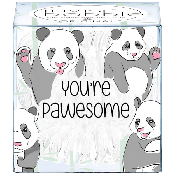 invisibobble Circus Collection ORIGINAL You're Pawesome Hair Tie