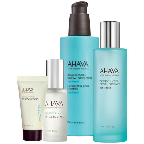 AHAVA Sea-Kissed Experience Set