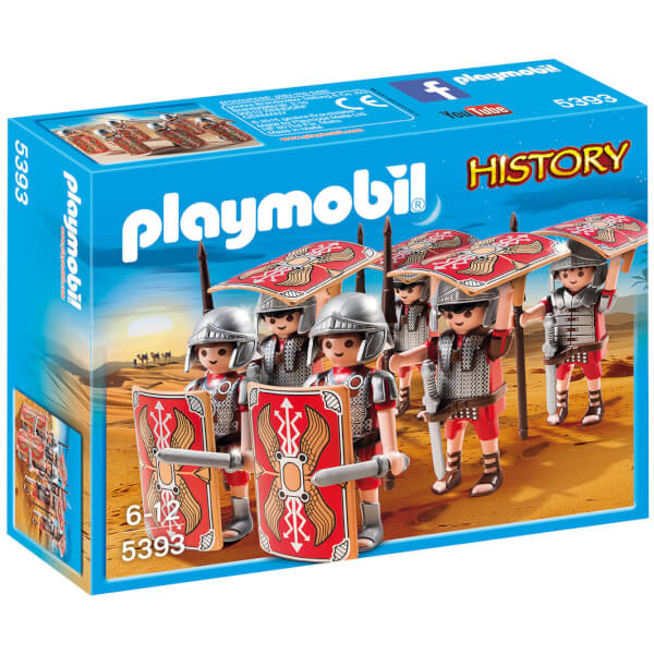 Bataillon romain (5393) -Playmobil