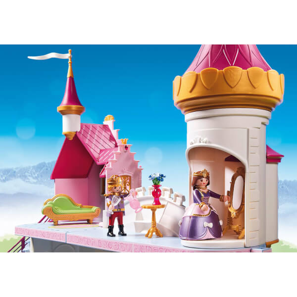 Playmobil Princess Royal Residence (6849) Spielzeug | TheHut.de