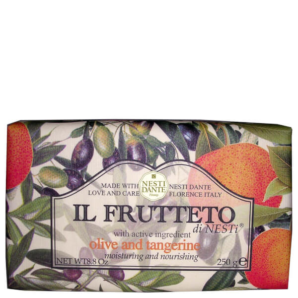 Nesti Dante Il Frutteto Olive Oil and Tangerine Soap 250g