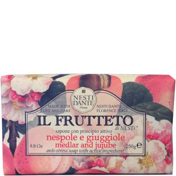 Nesti Dante Il Frutteto Medlar and Jujube Soap 250g