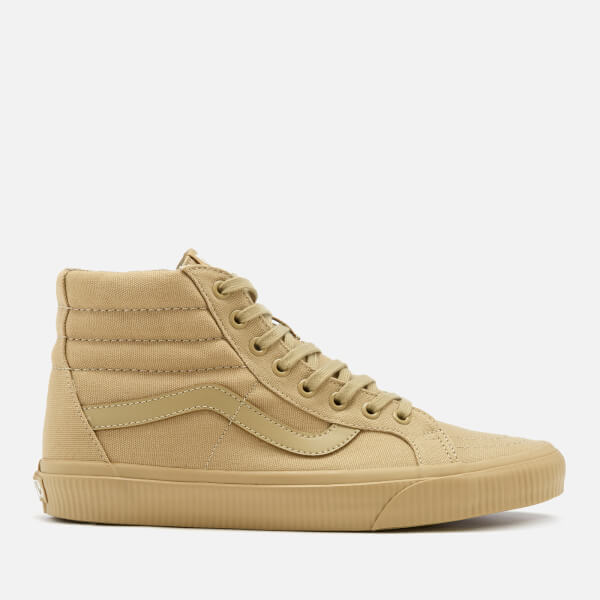 vans high top beige