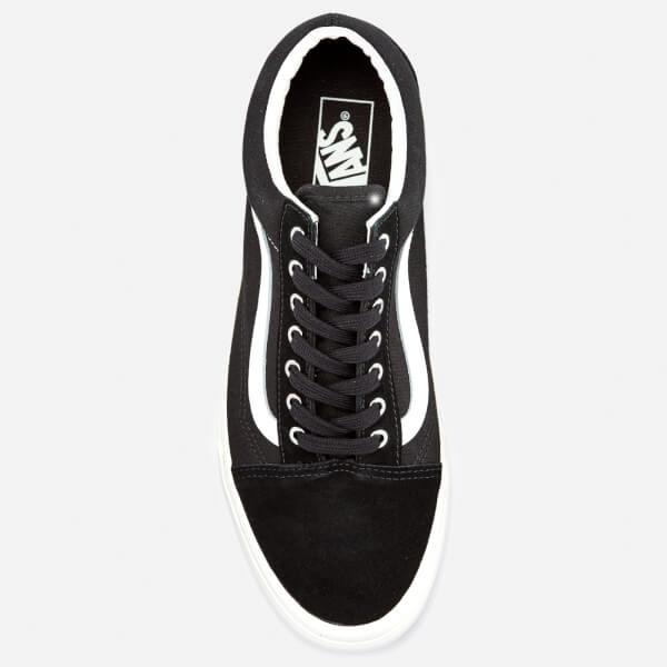 597c84a0da9a66 Vans Men s Old Skool Snake Trainers - Black Blanc  Image 3