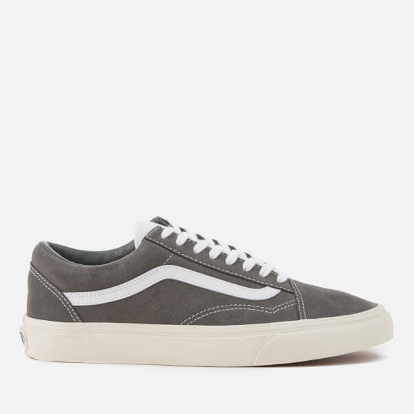 Vans Men's Old Skool Retro Sport Trainers - Gunmetal