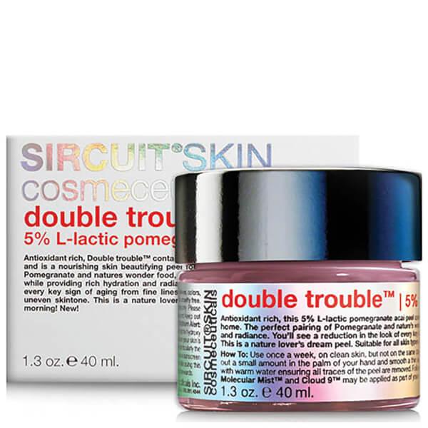 SIRCUIT Skin Double Trouble 5% L-Lactic Pomegrante Acai Peel