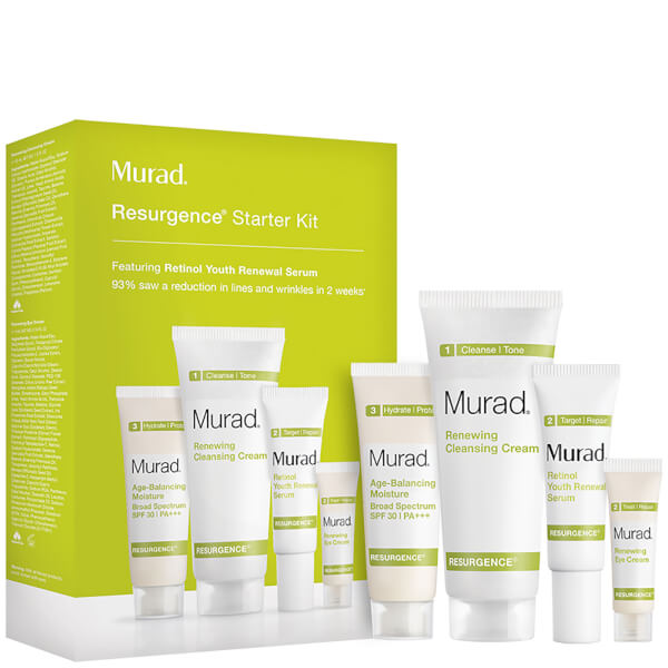 Murad Resurgence Starter Set (Worth £66)