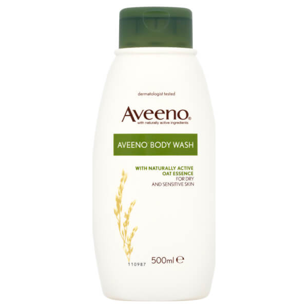 Aveeno Body Wash for Dry and Sensitive Skin 500ml