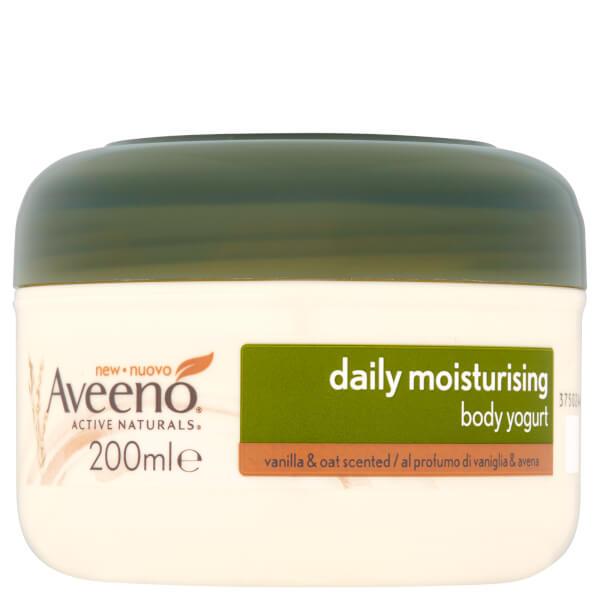 Aveeno Daily Moisturizing Body Yogurt - Vanilla and Oat 200ml