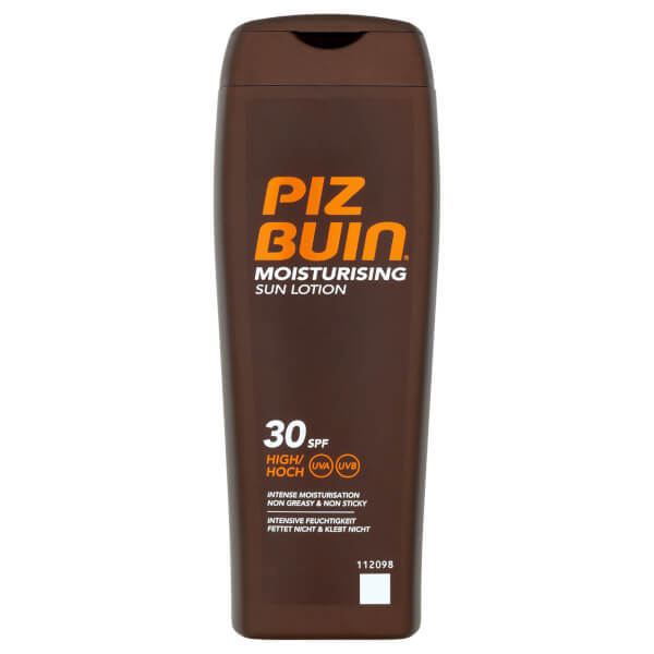 Piz Buin Moisturising Sun Lotion - High SPF30 200ml