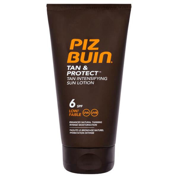 Piz Buin Tan & Protect Tan Intensifying Sun Lotion - Low SPF6 150ml