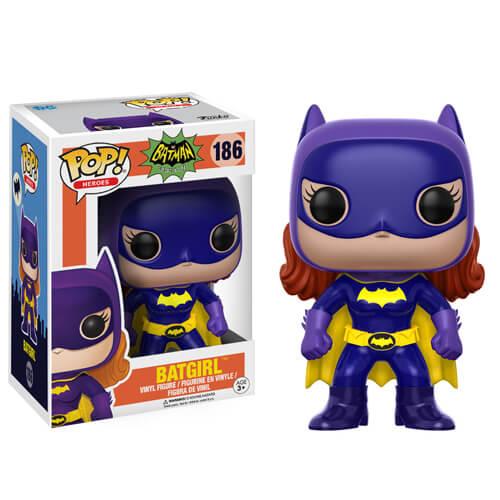 DC Heroes Batgirl Pop! Vinyl Figure