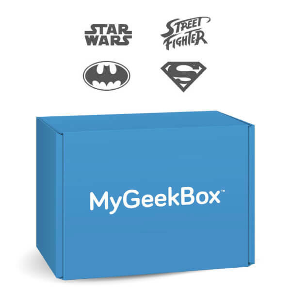 My Geek Box March Mega Box - Saga