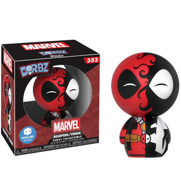 PIAB EXC Deadpool Venom Dorbz Vinyl Figure