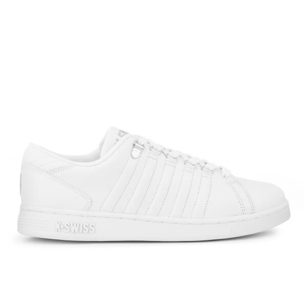K-Swiss Men's Lozan III Trainers - White/Silver