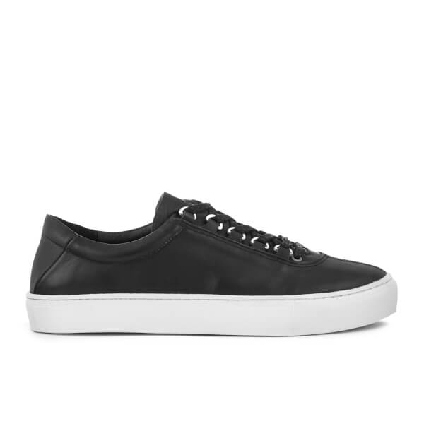 K-Swiss Men's Court Classico Trainers - Black/Off White