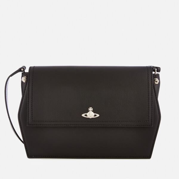Vivienne Westwood Women's Cambridge Clutch Bag - Black