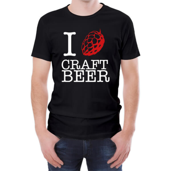 I Hop Craft Beer Men's T-Shirt