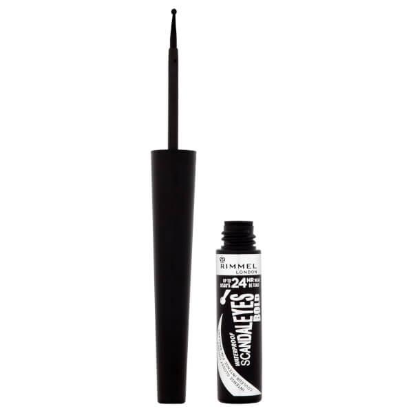 Rimmel Scandaleyes Liquid Liner - Black 2.5ml
