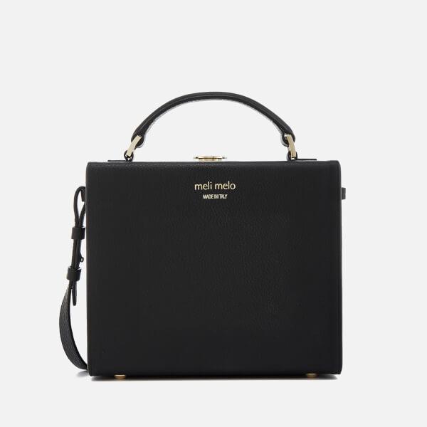 meli melo Women's Art Bag - Black