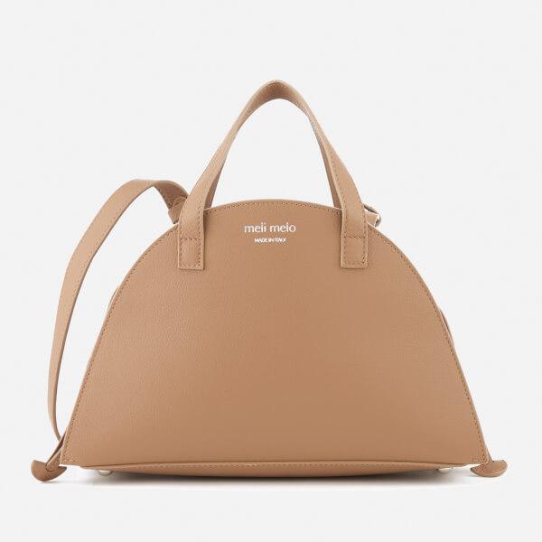 meli melo Women's Giada Mini Floater Bag - Light Tan