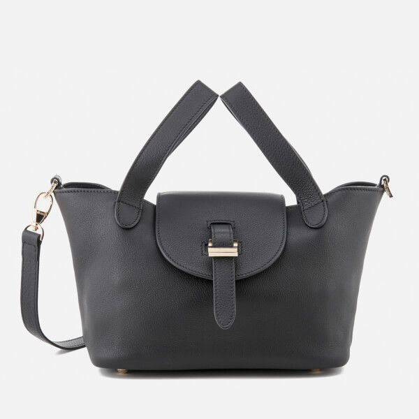 meli melo Women's Thela Mini Tote Bag - Black