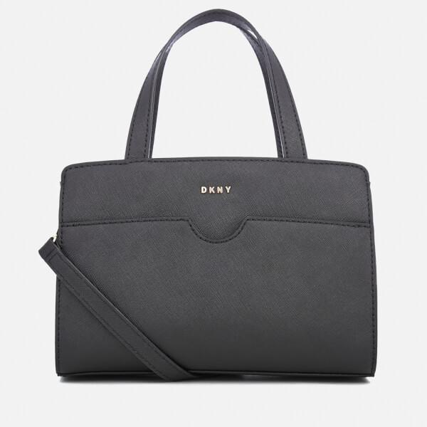 DKNY Women's Bryant Park Mini Satchel Bag - Black
