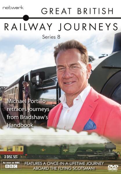 Great British Railway Journeys: The Complete Series 8