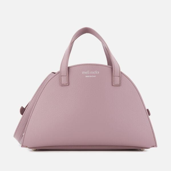 meli melo Women's Giada Mini Cross Body Bag - Mauve