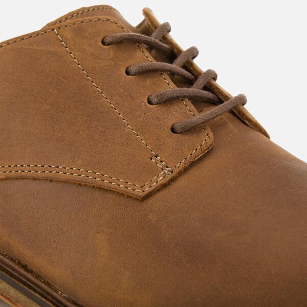 2b466a19 Clarks Men's Shoes TanFree Clarkdale Moon Dark Uk Leather Derby AL5q34Rj