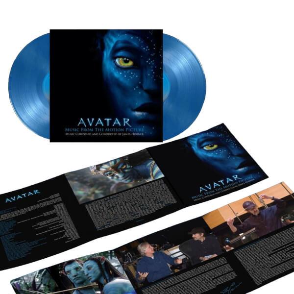 Avatar - Original Soundtrack (2LP) Merchandise