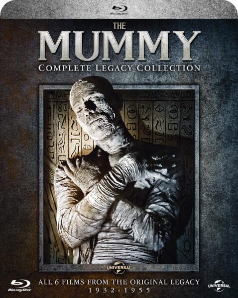 La Momie : Complete Legacy Collection