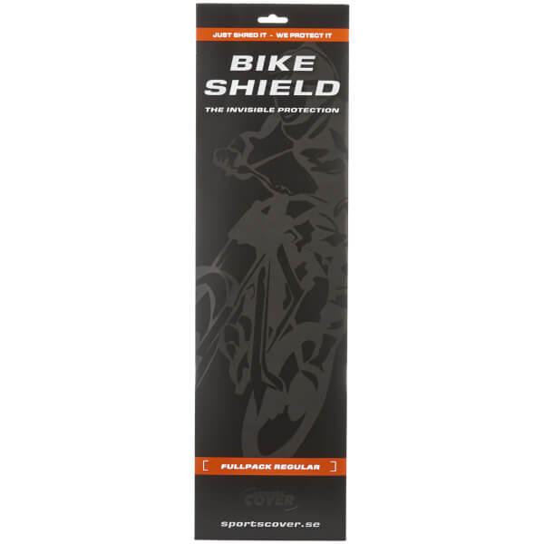 Bike Shield Frame Protection Full Pack Gloss
